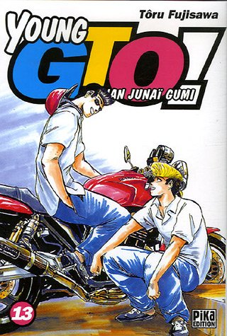 Young GTO - Shonan Junaï Gumi Vol.13