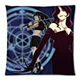 Fullmetal Alchemist Fashion beautiful Pillow Case Pillow Cover 18 x 18 Inch