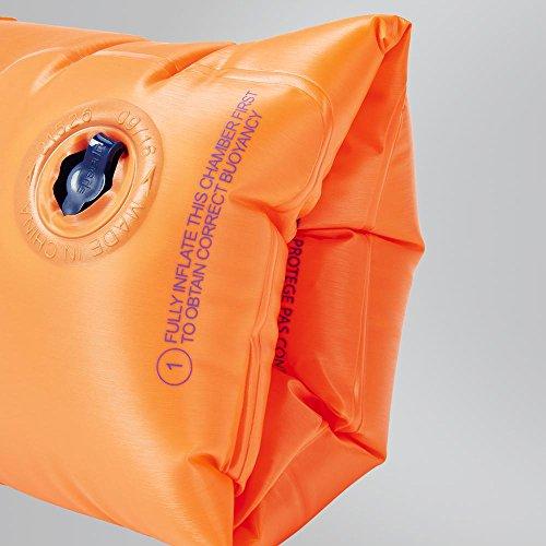 Speedo Sea Squad Armbands Aprender a Nadar Rojo Lava//Azul ne/ón One Size Unisex ni/ños