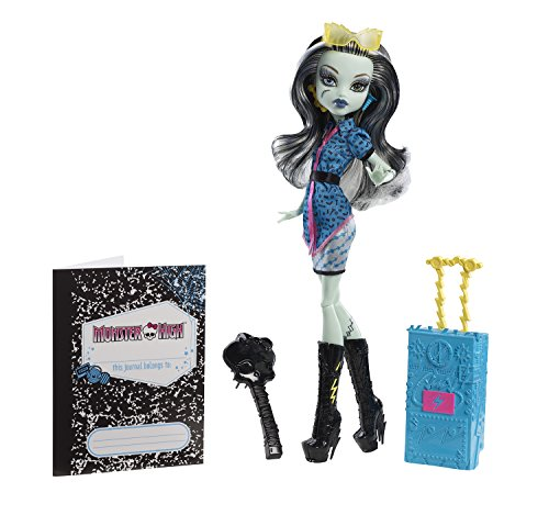Mattel Monster High Frankie Stein Scaris Y7677