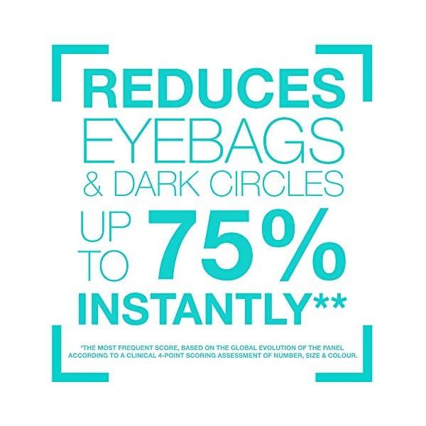 Remescar – Remescar Bolsas y ojeras – Crema para las bolsas de los ojos – Corrector de ojeras – Elimina las bolsas – Tratamiento para las bolsas de los ojos al instante para hombre y mujer