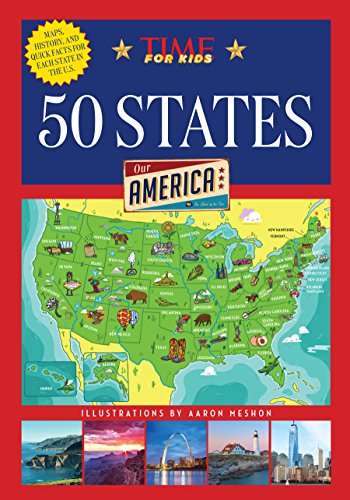 50 States (A TIME for Kids Book): Our America (America ...