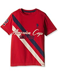 US Polo Association Boys' T-Shirt