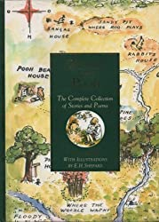 Winnie The Pooh : The Complete Collection of Stories & Poems by A A Milne (1998-06-22)