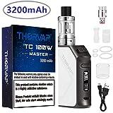 Sigaretta Elettronica,THORVAP TC 100W 3200 mAh OLED BOX MOD...