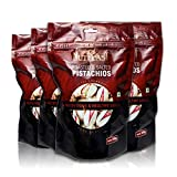 #9: Nutfeast - Pistachios Roasted & Salted Pista 1kg (250g*4) - Best Quality / Wholesale Rates