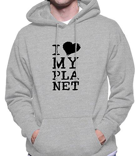 hommes-hoodie-avec-i-love-my-planet-slogan-illustration-imprim-large-gris