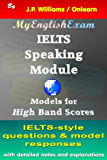 IELTS Speaking Module: Models for High Band Scores