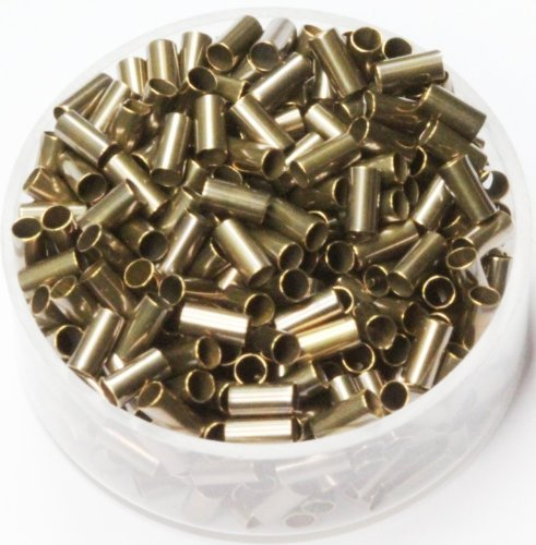 vintage-brass-tube-spacer-beads-2-mm-i-d-x-5-mm-length-100-pcs-raw-solid-bras-by-copper-wire-usa