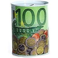 """Preisvergleich für Spardose """"Euro"""" Schein Münzen Geld Geschenk Geburtstag (100 Euro)"""