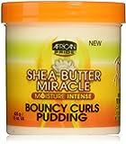 Ap Shea Butter Miracle Bouncy Curls Pudding 15oz Jar