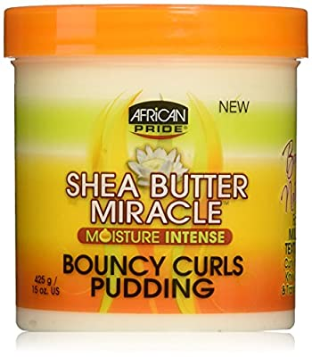 African Pride Shea Butter