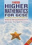 Mathematics for GCSE – Higher Mathematics for GCSE