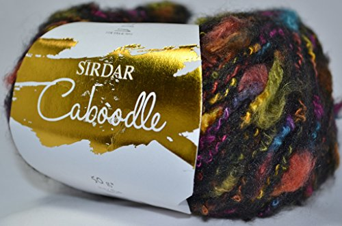 sirdar-caboodle-50g-151-harlequin-1-ball-50g