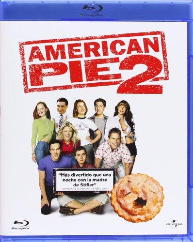 American pie 2 [Blu-ray] 51VX6Tpm18L