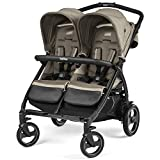 Peg Perego Passeggino Book For Two, Cream