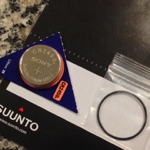 Batterie-Set / Kit für Suunto Vyper, Gekko, Cobra, Vytec, Zoop, HelO2 Tauchcomputer