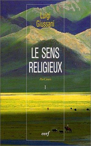 ParCours, volume 1 : Le Sens religieux