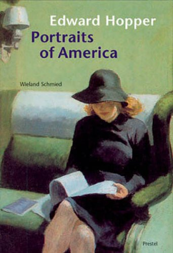 Edward Hopper : Portraits of America par Wieland Schmied