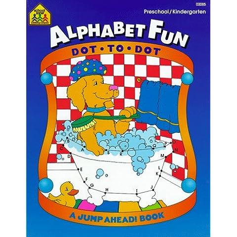 Alphabet Fun: Dot to Dot