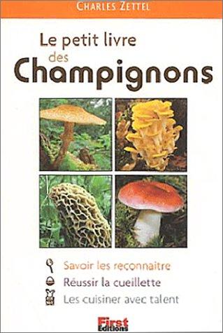 Le Petit Livre des champignons
