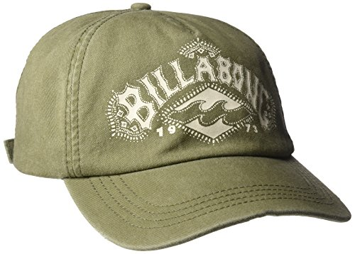 BILLABONG Damen Surf Club Cap - Grün - Einheitsgröße (Billabong Damen Hut)