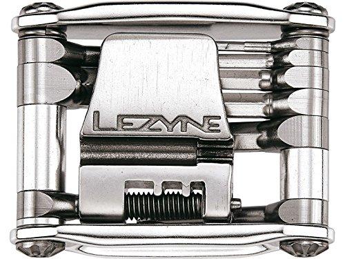 Lezyne Multifunktionswerkzeug Stahl 12, Polish-Glänzend, S, 1-MT-STL-12T06
