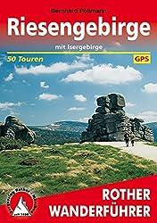Riesengebirge: Mit Isergebirge. 50 Touren. Mit GPS-Daten. (Rother Wanderführer)