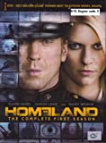 """Homeland:The Complete First Season""(TV Series 2011 , 4 Disc Box Set) Thriller DVD RC3 Language:English"
