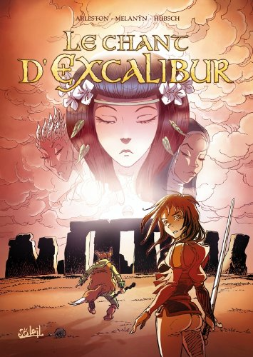 LE CHANT D EXCALIBUR COFFRET T04 A 06