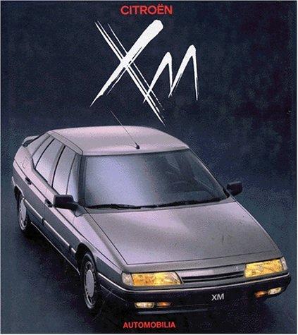 Citroën XM : Edition italien-anglais-français par Jan-P Norbye