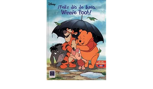 Feliz Dia De Lluvia Winnie Pooh Disney Amazonde Disney Studios