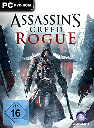 Assassin's Creed Rogue - [PC] (Erstaunliche Gebäude)