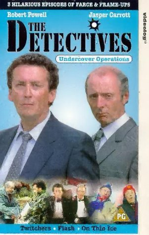 The Detectives - Series 3 Part 2 - Undercover Operations : Twitchers / Flash / On Thin Ice [VHS]
