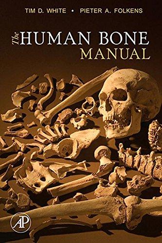 The Human Bone Manual (English Edition)