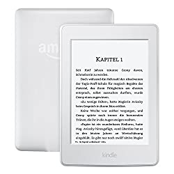 Kindle Paperwhite Ereader, 15 Cm (6 Zoll) Hochauflösendes Display (300 Ppi) Mit Integrierter Beleuchtung, Wlan (Weiß) - Mit Spezialangeboten