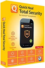 Quick Heal Total Security for Android (Mobile & Tablets) 1 User 2