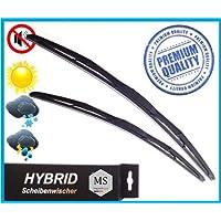 550,350 mm Front Hybrid Flex Scheibenwischer Wischerblätter AERO Premium