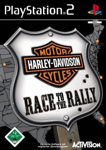 Preisvergleich Produktbild Harley Davidson Motor Cycles - Race to the Rally