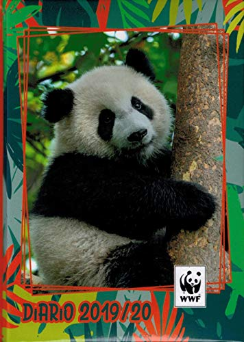 Diario scolastico WWF 2019/2020 (Panda)