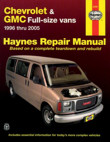 Chevrolet and GMC Full-size Vans 1996-2005