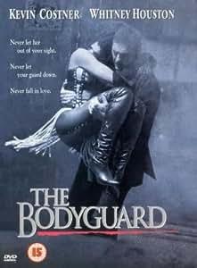 The Bodyguard [DVD] [1992]