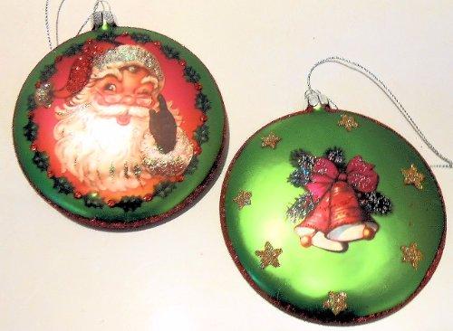 santa-christmas-bells-glitzer-glasornamente-2-seitige-2-pro-pack