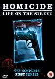 Homicide: Life on the Street - Season 1 - Complete [1993] [DVD]