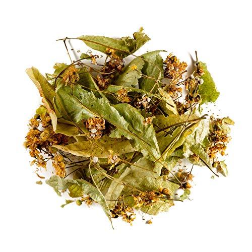 Lindenblüten aus Provence biologisch tee - Kräutertee lose Linden blüten - Tilia oder Tilio direkt aus Frankreich - lindenblütentee 50g