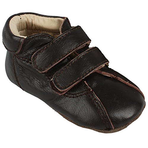 enfant-unisex-in-pelle-lussuoso-molto-morbido-812130-prewalking-marrone-marrone-25-eu