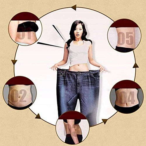 51VXLk0u2QL - Pendientes magnéticos - Clip de oreja Dewin para pérdida de peso, como masaje de acupuntura, salud de oreja eliminar aretes, adecuado para mujeres y hombres