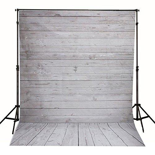 Fotografie Hintergrund, 90cmX150cm WCIC weiß Holz Boden Hintergrund Studio Video Foto Hintergründe Prop Hintergrund
