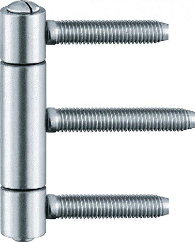Einbohrband Stahl verzinkt