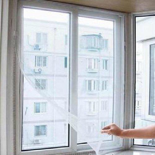 amazing-trading-practical-sticky-mosquito-door-window-screen-mesh-velcro-tape